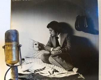 """ON SALE Billy Joel Vinyl Record 1970s Light Rock and Roll """"The Stranger""""(1977 CBS w/ """"Only the Good Die Young"""", """"Movin' Out"""",""""Just The Way Y"""