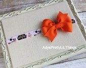 Star Wars Inspired Headband Pinwheel Bow Headband BB-8 Headband Droid Bows Girls Headband Newborn Baby Girls Hair Accessories