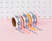 washi tape - grumpy cat - slogans - ugh - nope