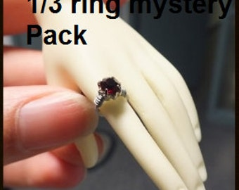 1/3 SD BJD 2 Ring Mystery Pack