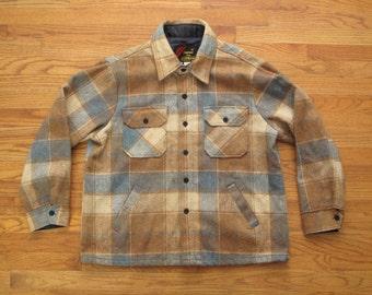 mens vintage Sears CPO shirt