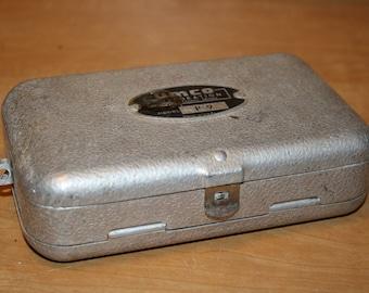 Metal Tackle Box - Umco P-9 - Pocket Tackle Box - item #1908
