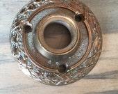 RESERVED 2 x Vintage 1920's Hotel Door Rosette - Sargent - Old Ornate Brass Hardware