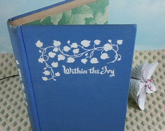 Within the Ivy 1946 Stephens College Handbook for New Students Vintage Hardcover