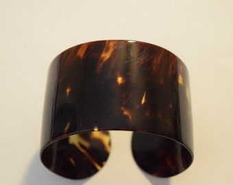 Antique Cuff Bracelet Very Wide
