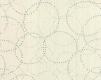 Modern Background Paper by Zen Chic - Graphite Eggshell