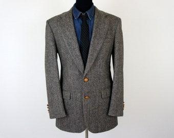 Woolrich Herringbone Wool  Jacket - US/UK 41L
