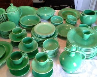 RESERVED Fiestaware Collection