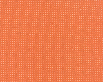 Flow by Zen Chic - Drops in Orange (1596-11) - Moda - 1 Yard