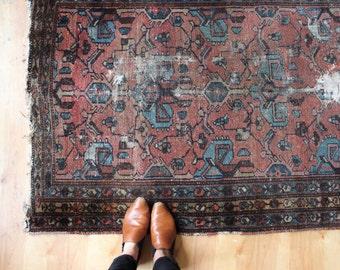 vintage Baluch rug