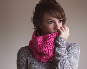 Cowl - Pink