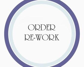 Order Rework / Exchange