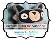 Custom Listing for Adrienne