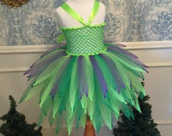Tinkerbell Tutu Costume - Tinkerbell
