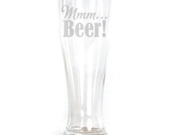 Pilsner Glass - 19oz - 9562 mmm…Beer!