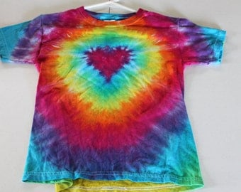 Kid's Heart T Shirt