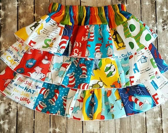 Girls's Dr. Seuss Skirt