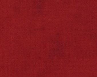 Moda Primitive Muslin Crimson Red 1/2 yard Sku 1040 38