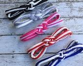 Pick one Baby Headband, Twisted Headband, Turban Headband, Celtic Knot Headbands, Sailor Knot Headbands, Striped Dot Headbands