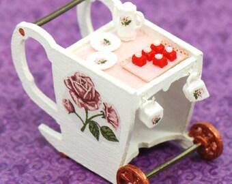 1:48 Tea Cart kit NEW!