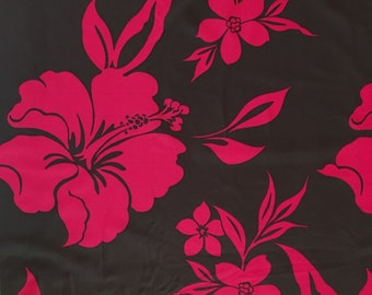 1 7/8 yards Lycra Fabric Floral Print Lycra Swimwear Dance Wear Swimsuit 4 Way Stretch Fabric Crafts Sewing Y19