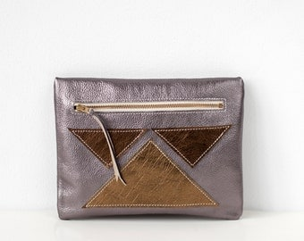 Metallic Pouch No. ZPOK-103