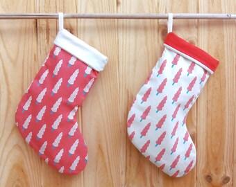 Christmas stockings · Stocking socks · Christmas socks · Christmas gifts · Christmas decoration · Organic cotton · Christmas prints