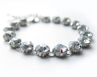 Rhinestone Sparkle Bracelet