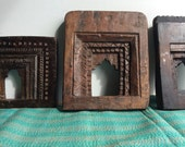 Wooden Niches / India Style / Antique / Shipping Included in the U.S.