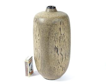 Heiner Hans Koerting German Studio Vase Bauhaus Modernist Ceramic Design 60s