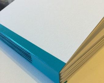 Blank Watercolor Paper Art Journal