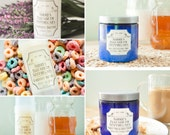 2 for 20 Sale: Sugar Body Polish & Solid Lotion Bar Barefoot Butter - Summer Skincare
