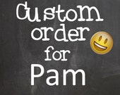 Custom listing for Pam-Button sized TBI buttons