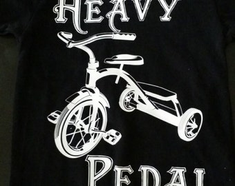 Heavy pedal custom t