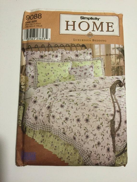 Https Www Etsy Com Listing 398968891 Luxurious Bedding Simplicity Home Decor