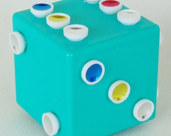 Nintendo Challenge Dice Original Cube Game BRAND NEW In Original Box 1969