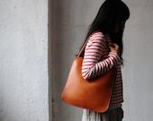 Artemis Leatherware Hand Stitched Leather Tote Bag/ Purse/ Handbag/ Laptop