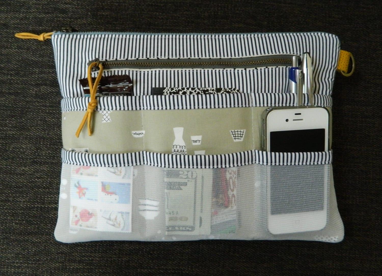 Purse Organizer {PDF sewing pattern} instant download ...