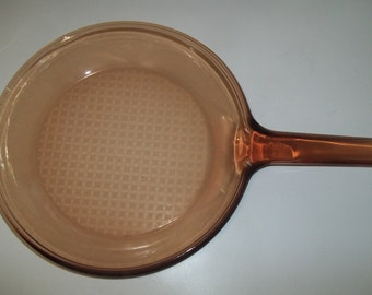 SALE ***1  Visions Corning Ware Small Frying Pan Appx 7""