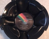 Vintage 1970s LP Upcycled Record Bowl The Atlanta Rhythm Section Classic Rock