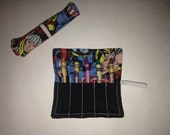 Superheroes Party Favors for Birthdays, Crayon Roll Up, Crayon Roll, Superheroes Party Favors, Crayon, Superheroes, Party Favors for kids