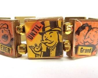 Get Out of Jail Free Bracelet