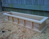 """Reserve listing for Amy for four (4) 25"""" planters"""