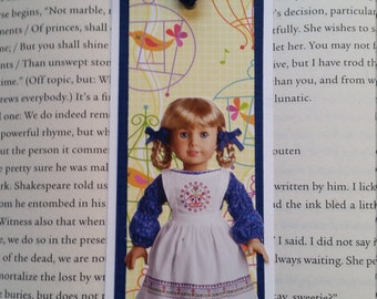 Kirsten, American Girl, Bookmark, Stocking Stuffer, Party Favor, Gift