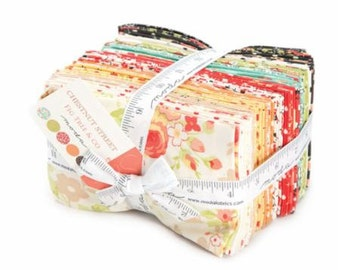 "NEW Chestnut Street Is In,  Fat Eighth Bundle by Fig Tree Quilts, NEW Limited Release Sample Spree, 20270F8,  40 - 9""x22"""