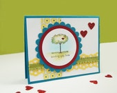 Message to A Friend With Cancer - Comfort Card - Support Card - Hope Card - Get Well Card - Card For Friend - Cards Less Than Four