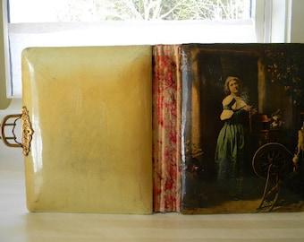 PHOTO ALBUM, Victorian Photo Album