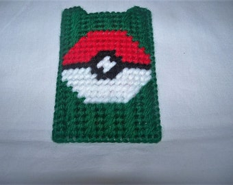 Pokemon Pokeball Gift Card  / Credit Card HOLDER