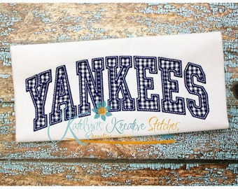 Yankees Arched