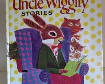 1965 Howard R. Garis Uncle Wiggily Stories